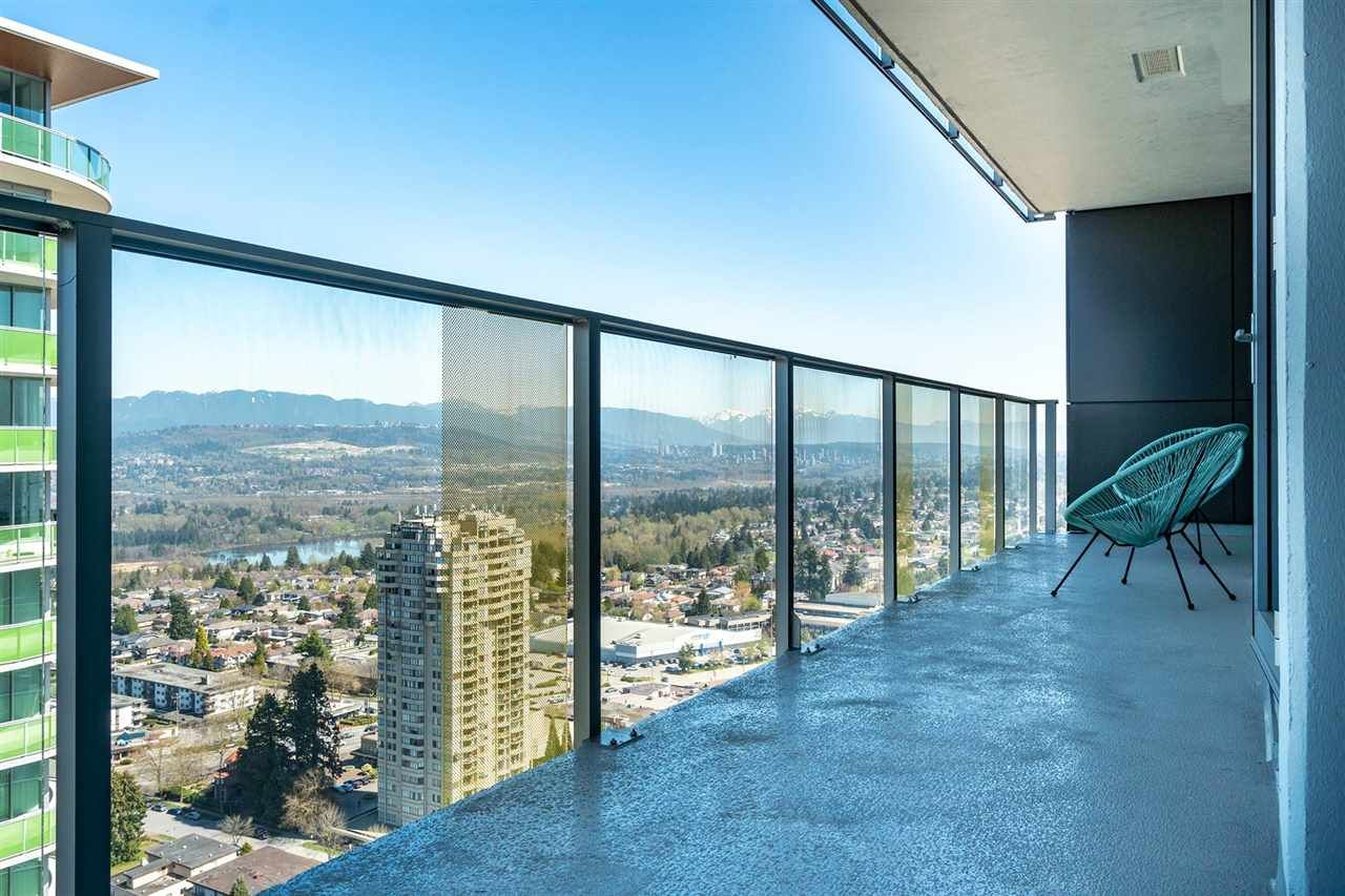 """Main Photo: 3405 6700 DUNBLANE Avenue in Burnaby: Metrotown Condo for sale in """"THE VITTORIO BY POLYGON"""" (Burnaby South)  : MLS®# R2569477"""