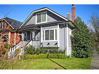 Photo 1: 3292 LAUREL Street in Vancouver: Cambie House for sale (Vancouver West)  : MLS®# V1050067