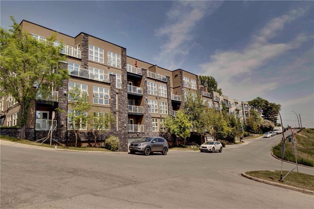 Main Photo: 201 532 5 Avenue NE in Calgary: Renfrew Condo for sale : MLS®# C4188987
