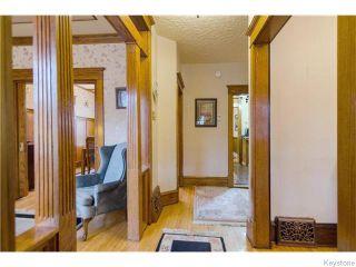 Photo 3: 166 Ruby Street in Winnipeg: West End / Wolseley Residential for sale (West Winnipeg)  : MLS®# 1612567