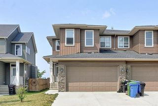Main Photo: 152 Evansglen Close NW in Calgary: Evanston Semi Detached for sale : MLS®# A1156228
