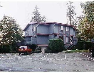 Photo 1: 6 311 AFTON Lane: North Shore Pt Moody Home for sale ()  : MLS®# V625180