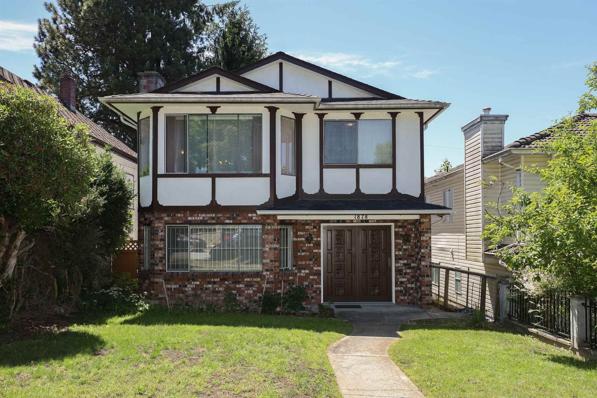 Main Photo: 1878 E 51ST Avenue in Vancouver: Killarney VE House for sale (Vancouver East)  : MLS®# R2596182