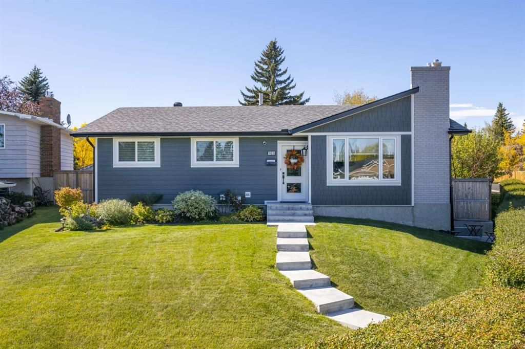 Main Photo: 6747 71 Street NW in Calgary: Silver Springs Detached for sale : MLS®# A1149158