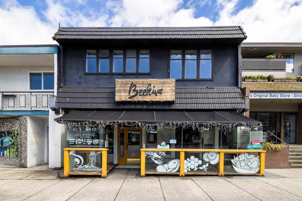Main Photo: 2741 W 4TH Avenue in Vancouver: Kitsilano Business for sale (Vancouver West)  : MLS®# C8038853