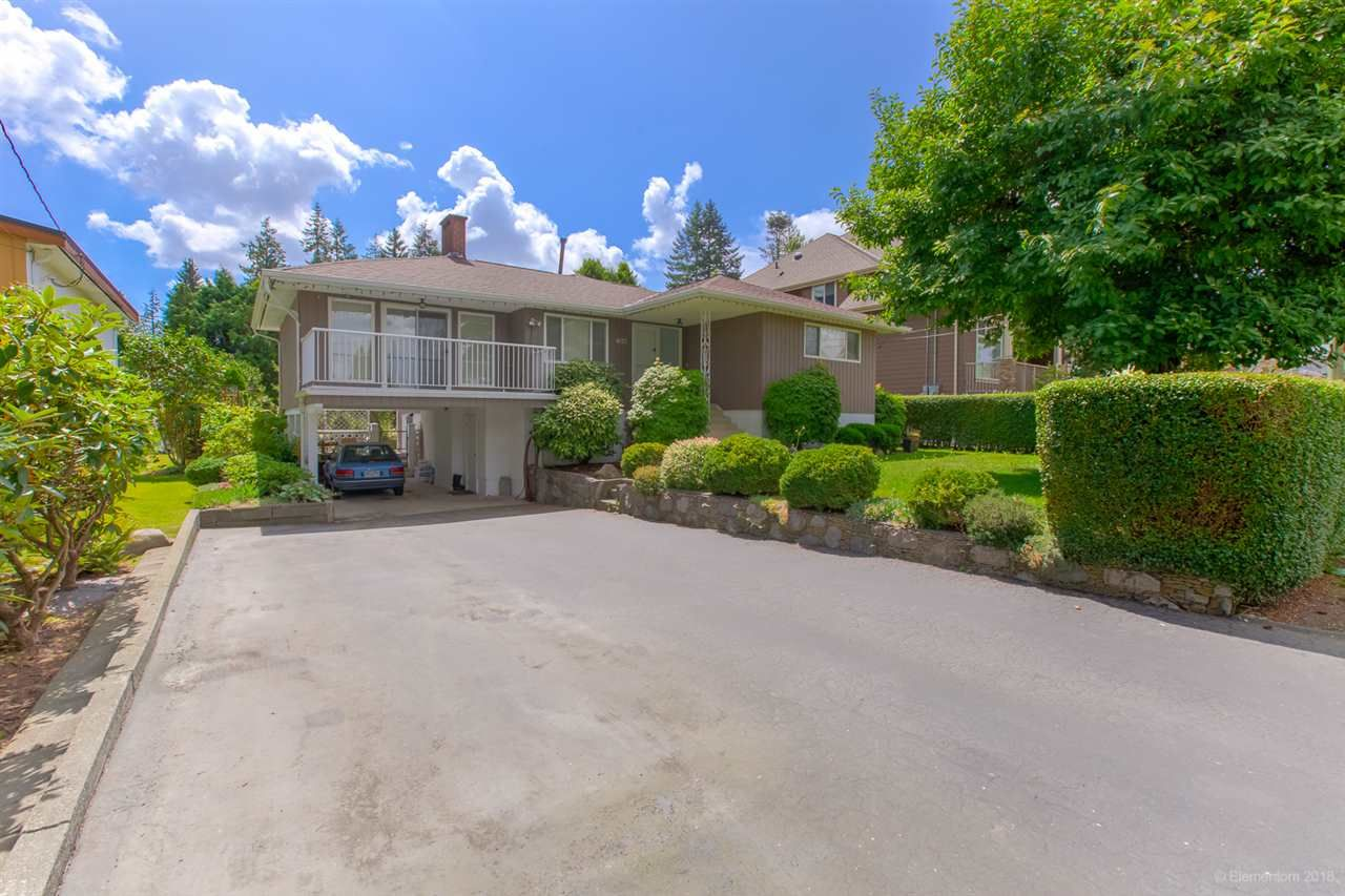 Photo 1: Photos: 1672 SPRICE Avenue in Coquitlam: Central Coquitlam House for sale : MLS®# R2389910