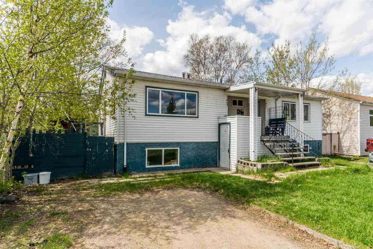 """Main Photo: 1857 - 1863 JUNIPER Street in Prince George: Connaught Fourplex for sale in """"CONNAUGHT"""" (PG City Central (Zone 72))  : MLS®# R2578582"""