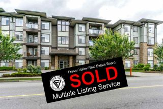 """Photo 1: 110 33338 MAYFAIR Avenue in Abbotsford: Central Abbotsford Condo for sale in """"The Sterling"""" : MLS®# R2172871"""