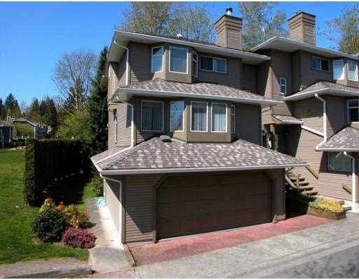 """Main Photo: 8893 LARKFIELD DR in Burnaby: Forest Hills BN Townhouse for sale in """"PRIMROSE HILL"""" (Burnaby North)  : MLS®# V586736"""