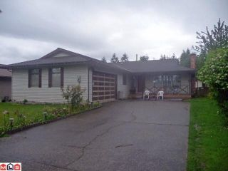 Photo 1: 15424 19TH Avenue in Surrey: King George Corridor House for sale (South Surrey White Rock)  : MLS®# F1108561