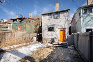 Photo 34: 104 Lenore Street in Winnipeg: Wolseley Residential for sale (5B)  : MLS®# 202103918
