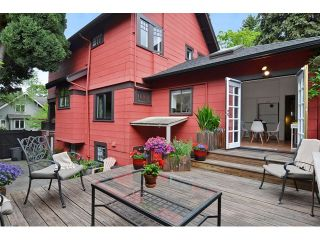 """Photo 20: 902 W 23RD Avenue in Vancouver: Cambie House for sale in """"DOUGLAS PARK"""" (Vancouver West)  : MLS®# V1125620"""