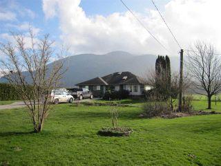 Photo 1: 38806 NICOMEN ISLAND TRUNK Road in Mission: Dewdney Deroche House for sale : MLS®# R2041213