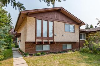 Photo 1: 130 Silvergrove Road NW in Calgary: Silver Springs Semi Detached for sale : MLS®# A1132950