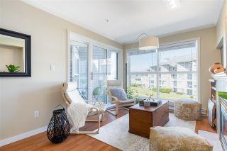 """Photo 5: 329 5880 DOVER Crescent in Richmond: Riverdale RI Condo for sale in """"WATERSIDE"""" : MLS®# R2478591"""