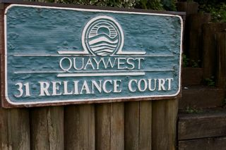 """Photo 34: 414 31 RELIANCE Court in New Westminster: Quay Condo for sale in """"Quaywest"""" : MLS®# R2625847"""