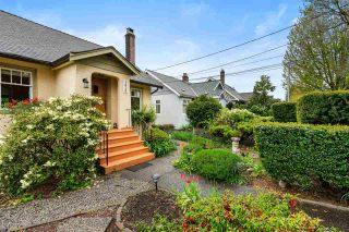 Photo 2: 1416 HAMILTON Street in New Westminster: West End NW House for sale : MLS®# R2575862