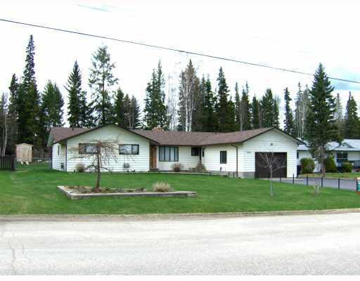 Main Photo: 3482 MORAST ROAD in : Quesnel - Town House for sale : MLS®# N189793