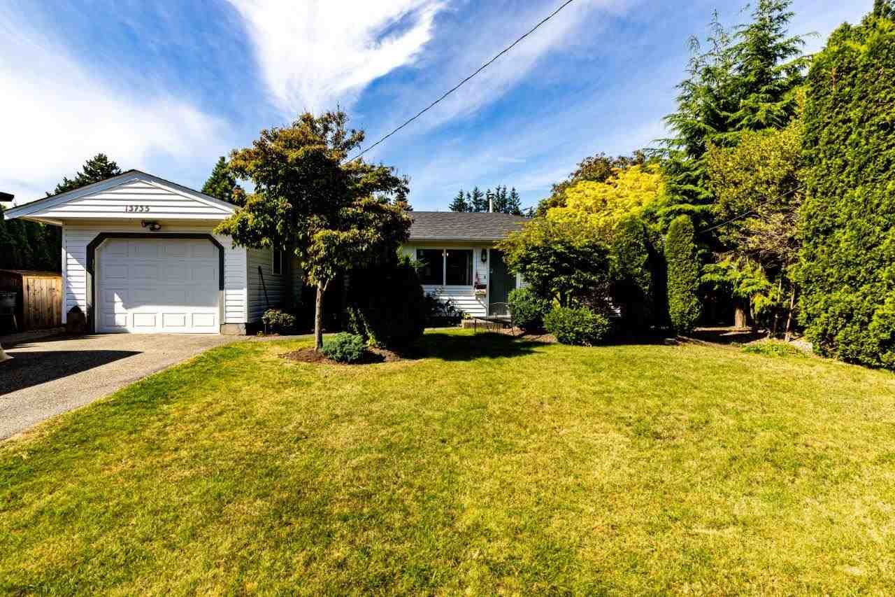 Main Photo: 13735 BLACKBURN Avenue: White Rock House for sale (South Surrey White Rock)  : MLS®# R2477840
