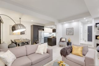 Photo 7: 805 1160 BURRARD Street in Vancouver: Downtown VW Condo for sale (Vancouver West)  : MLS®# R2409538