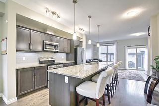 Photo 6: 81 Sage Meadow Terrace NW in Calgary: Sage Hill Row/Townhouse for sale : MLS®# A1140249