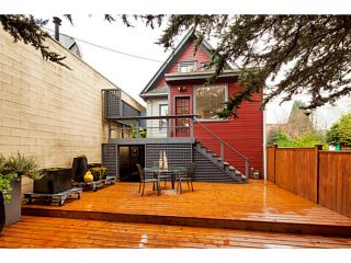 Photo 7: 233 West 6th Ave in Vancouver: Cambie Village House for sale : MLS®# V1104272