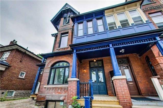 Main Photo: Lower 10 Sylvan Avenue in Toronto: Dufferin Grove House (3-Storey) for lease (Toronto C01)  : MLS®# C4688128