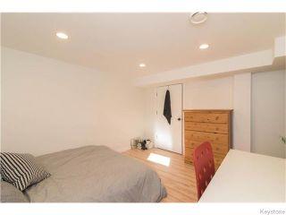 Photo 13: 140 Aubrey Street in Winnipeg: West End / Wolseley Residential for sale (West Winnipeg)  : MLS®# 1608340