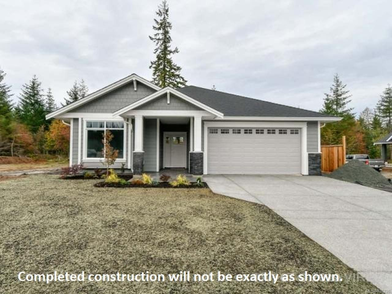 Main Photo: 3581 LAVENDER PLACE in CAMPBELL RIVER: CR Willow Point House for sale (Campbell River)  : MLS®# 836798