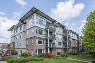 """Photo 1: 420 46289 YALE Road in Chilliwack: Chilliwack E Young-Yale Condo for sale in """"NEWMARK"""" : MLS®# R2602828"""