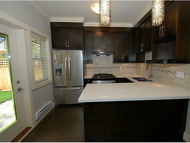 Photo 7: Photos: 6 7028 ASH Street in Richmond: McLennan North Townhouse for sale : MLS®# V1080873