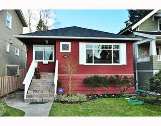 Photo 1: 5356 BLENHEIM Street in Vancouver: Kerrisdale House for sale (Vancouver West)  : MLS®# V808856