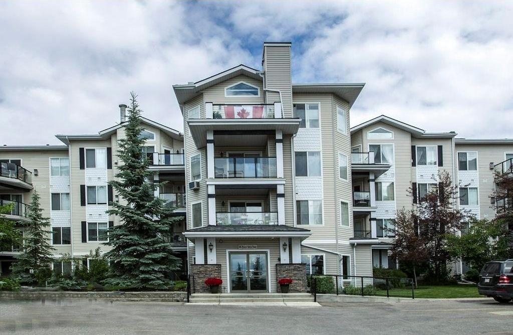 Main Photo: 319 345 ROCKY VISTA Park NW in Calgary: Rocky Ridge Condo for sale : MLS®# C4135965