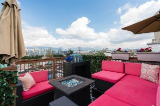 """Photo 1: 310 910 W 8TH Avenue in Vancouver: Fairview VW Condo for sale in """"The Rhapsody"""" (Vancouver West)  : MLS®# R2580243"""