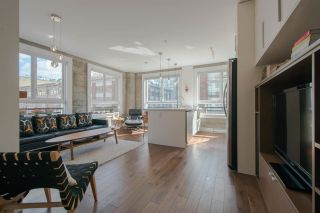 """Photo 2: 209 1216 HOMER Street in Vancouver: Yaletown Condo for sale in """"THE MURCHIES BUILDING"""" (Vancouver West)  : MLS®# R2003084"""