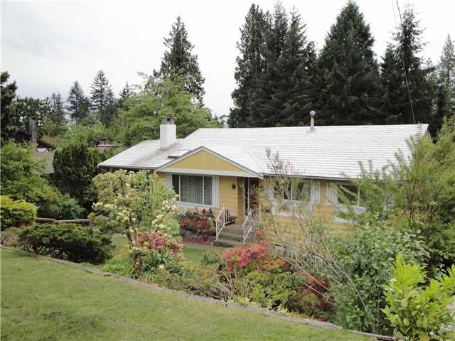 Main Photo: 1391 EVELYN Street in North Vancouver: Lynn Valley House for sale : MLS®# V833650