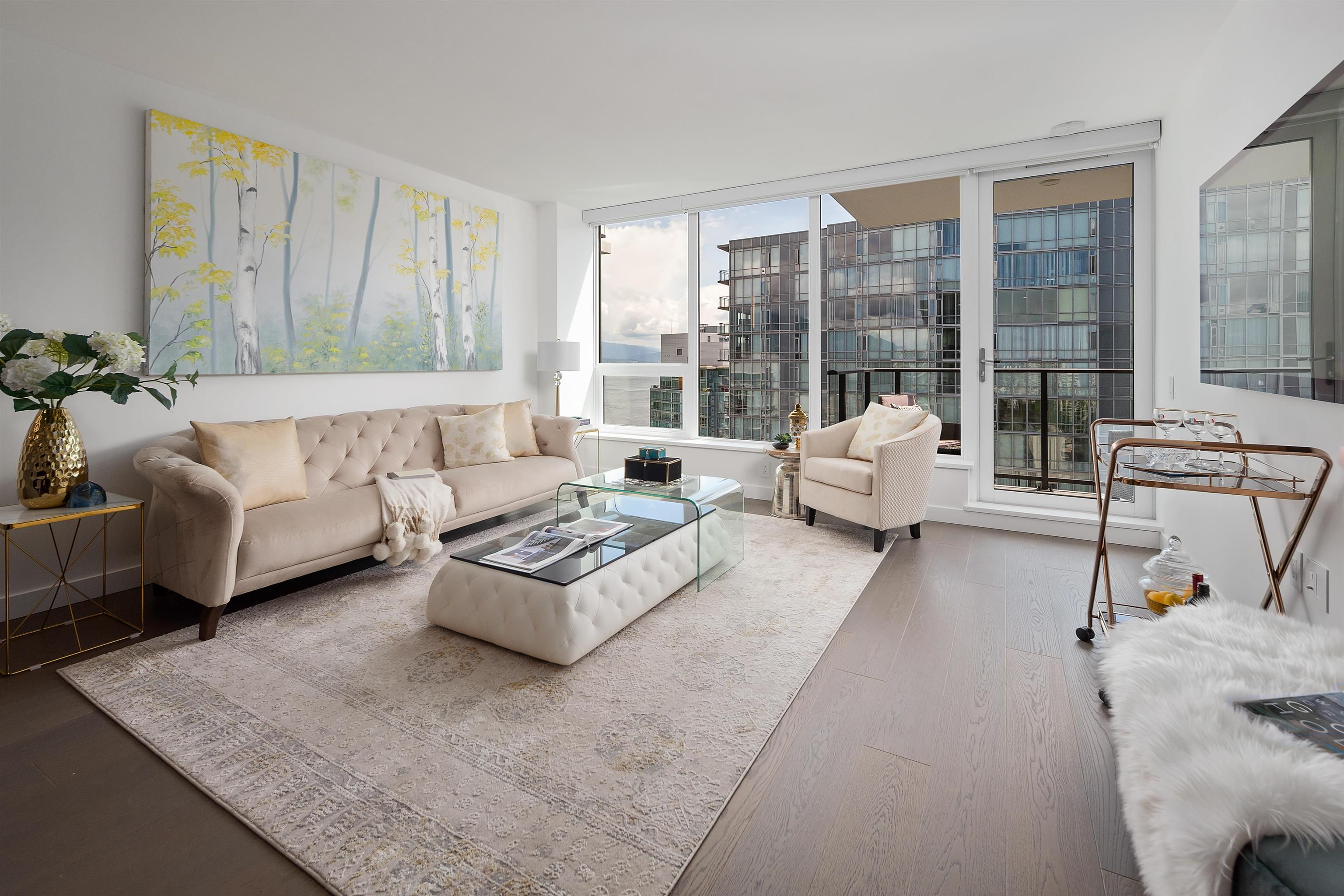"""Main Photo: 2403 620 CARDERO Street in Vancouver: Coal Harbour Condo for sale in """"Cardero"""" (Vancouver West)  : MLS®# R2613755"""
