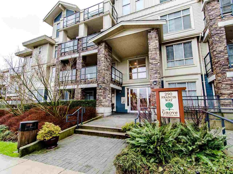 FEATURED LISTING: 205 - 290 FRANCIS Way New Westminster