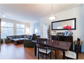 """Photo 5: 312 101 MORRISSEY Road in Port Moody: Port Moody Centre Condo for sale in """"LIBRA 'B' IN SUTERBROOK"""" : MLS®# V1039935"""