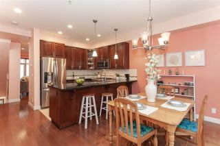 """Photo 8: 102 20738 84 Avenue in Langley: Willoughby Heights Townhouse for sale in """"Yorkson Creek"""" : MLS®# R2328032"""