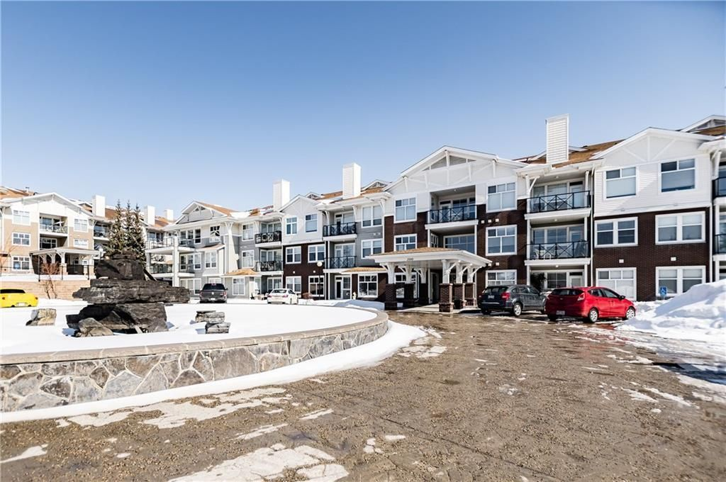 Main Photo: 2327 1010 ARBOUR LAKE Road NW in Calgary: Arbour Lake Condo for sale : MLS®# C4173132