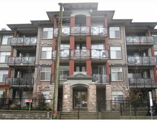 """Main Photo: 313 2336 WHYTE Avenue in Port Coquitlam: Central Pt Coquitlam Condo for sale in """"CENTERPOINTE"""" : MLS®# V805019"""