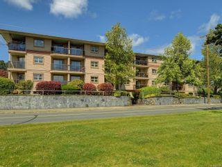 Photo 1: 100 1694 Cedar Hill Cross Rd in : SE Mt Tolmie Condo for sale (Saanich East)  : MLS®# 886308