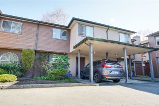 "Main Photo: 7 11020 NO. 1 Road in Richmond: Steveston South Townhouse for sale in ""SAVALA COURT"" : MLS®# R2551237"