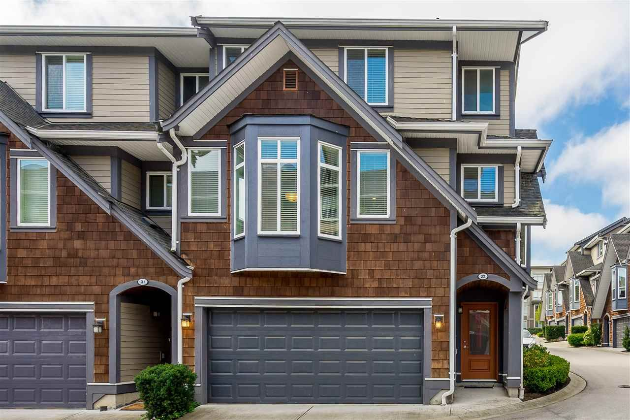 Main Photo: 32 15977 26 AVENUE in : Grandview Surrey Townhouse for sale : MLS®# R2361289