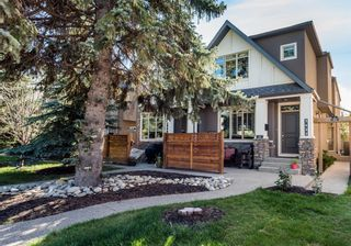 Main Photo: 1 3427 5 Avenue NW in Calgary: Parkdale Row/Townhouse for sale : MLS®# A1149369