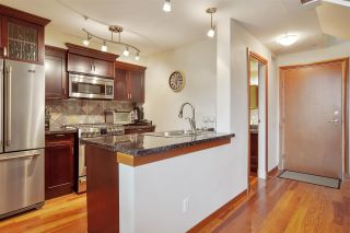 """Photo 3: 207 10 RENAISSANCE Square in New Westminster: Quay Condo for sale in """"MURANO LOFTS"""" : MLS®# R2573539"""