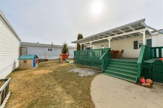 Photo 4: 2905 Lakewood Drive in Edmonton: Zone 59 Mobile for sale : MLS®# E4236634