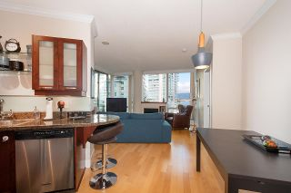 """Photo 4: 502 1228 W HASTINGS Street in Vancouver: Coal Harbour Condo for sale in """"PALLADIO"""" (Vancouver West)  : MLS®# R2408560"""