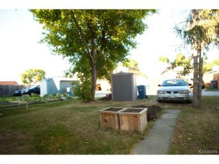 Photo 19: 213 Red Oak Drive in WINNIPEG: North Kildonan Residential for sale (North East Winnipeg)  : MLS®# 1320584